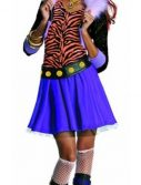 Kids Monster High Clawdeen Wolf Costume