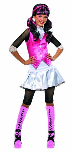 Kids Monster High Draculaura Costume