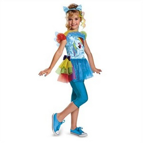 Kids My Little Pony Rainbow Dash Costume