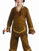Kids Native American Boy Costume