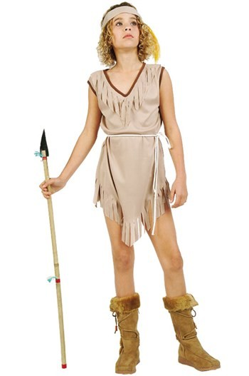 Kids Native American Girl Costume