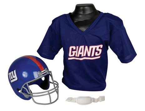Kids New York Giants Uniform