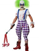 Kids Nightmare Clown Costume