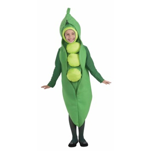 Kids Peas Costume