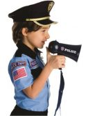 Kids Police Officer Megaphone