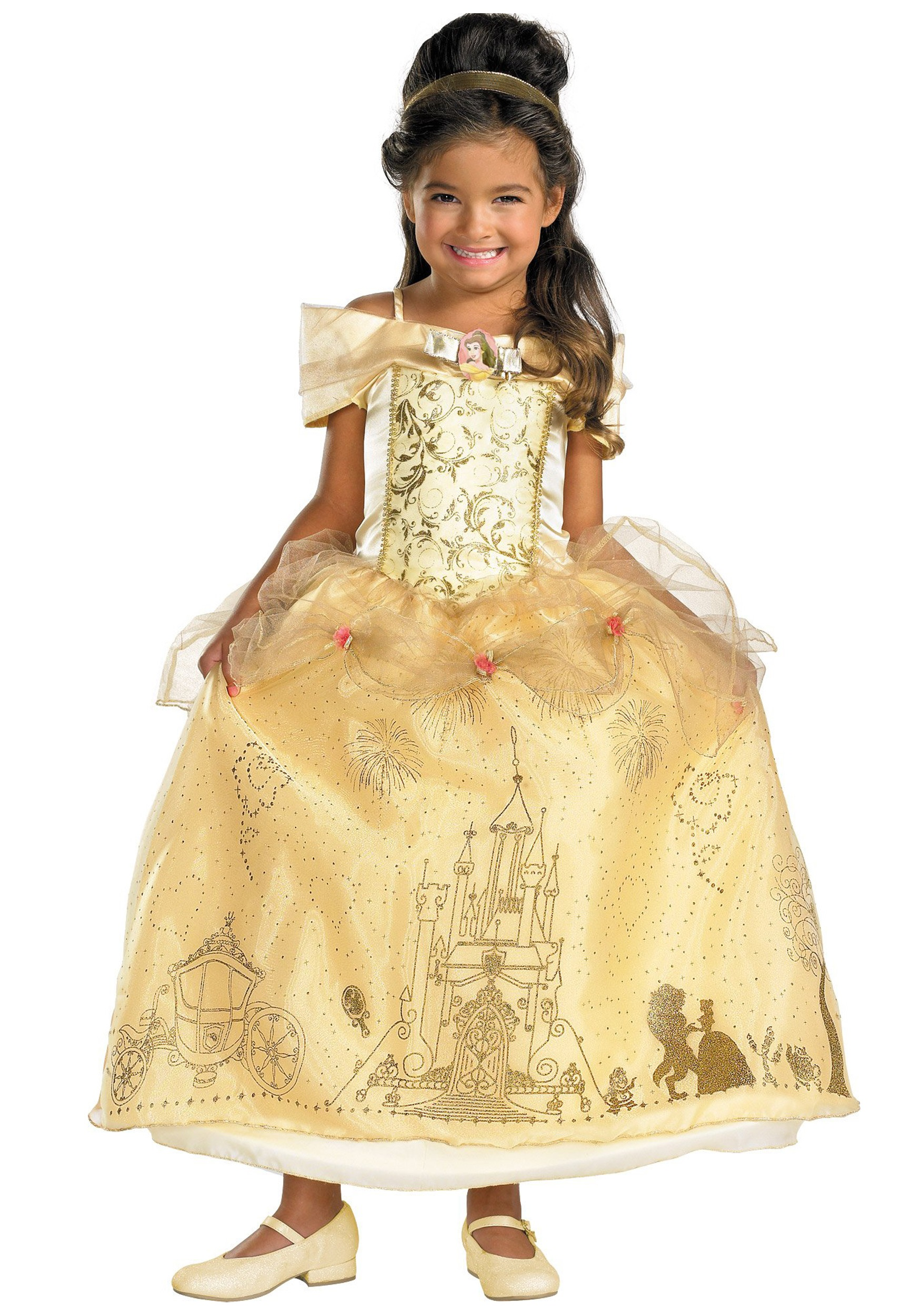 Kids' Prestige Belle Costume