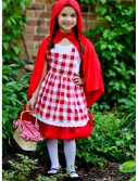 Kids Red Riding Hood Tutu Costume