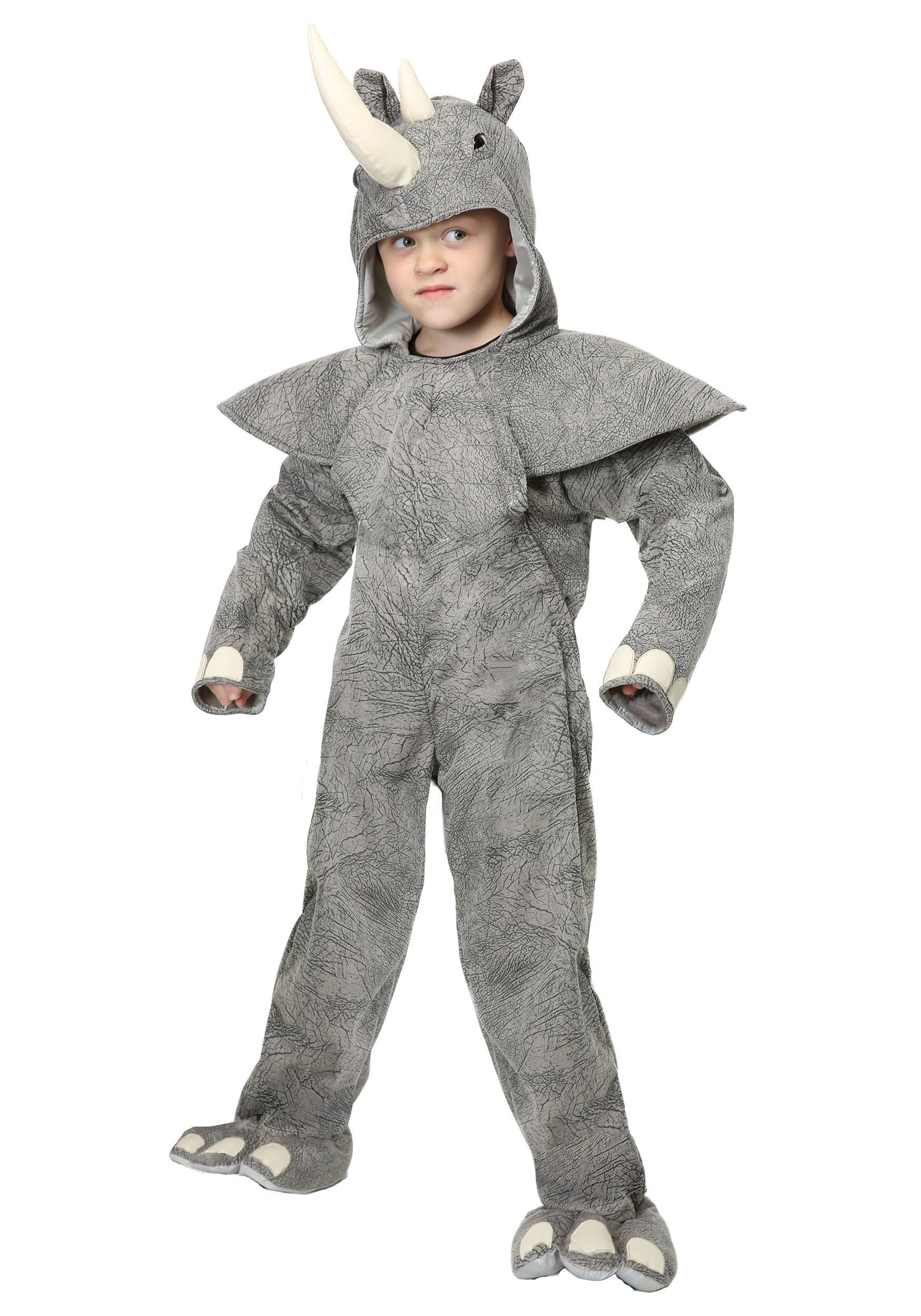 Kids Rhino Costume