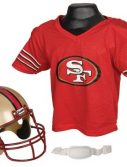 Kids San Francisco 49ers Uniform