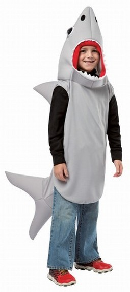 Kids Sand Shark Costume