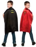Kids Superhero Reversible Cape