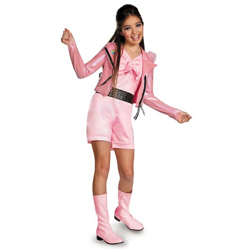 Kids Teen Beach Movie Lela Costume