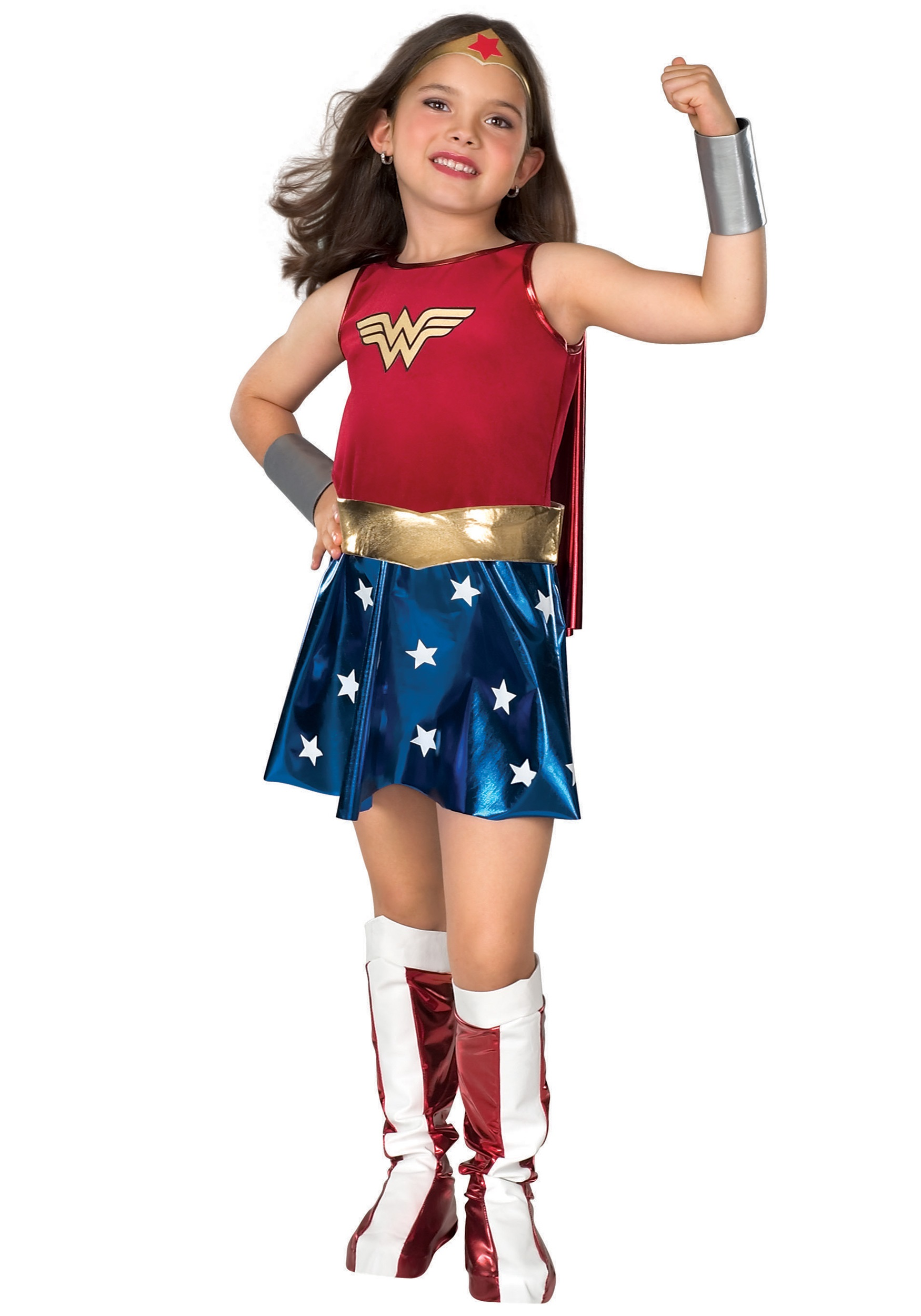 Kids Wonder Woman Costume