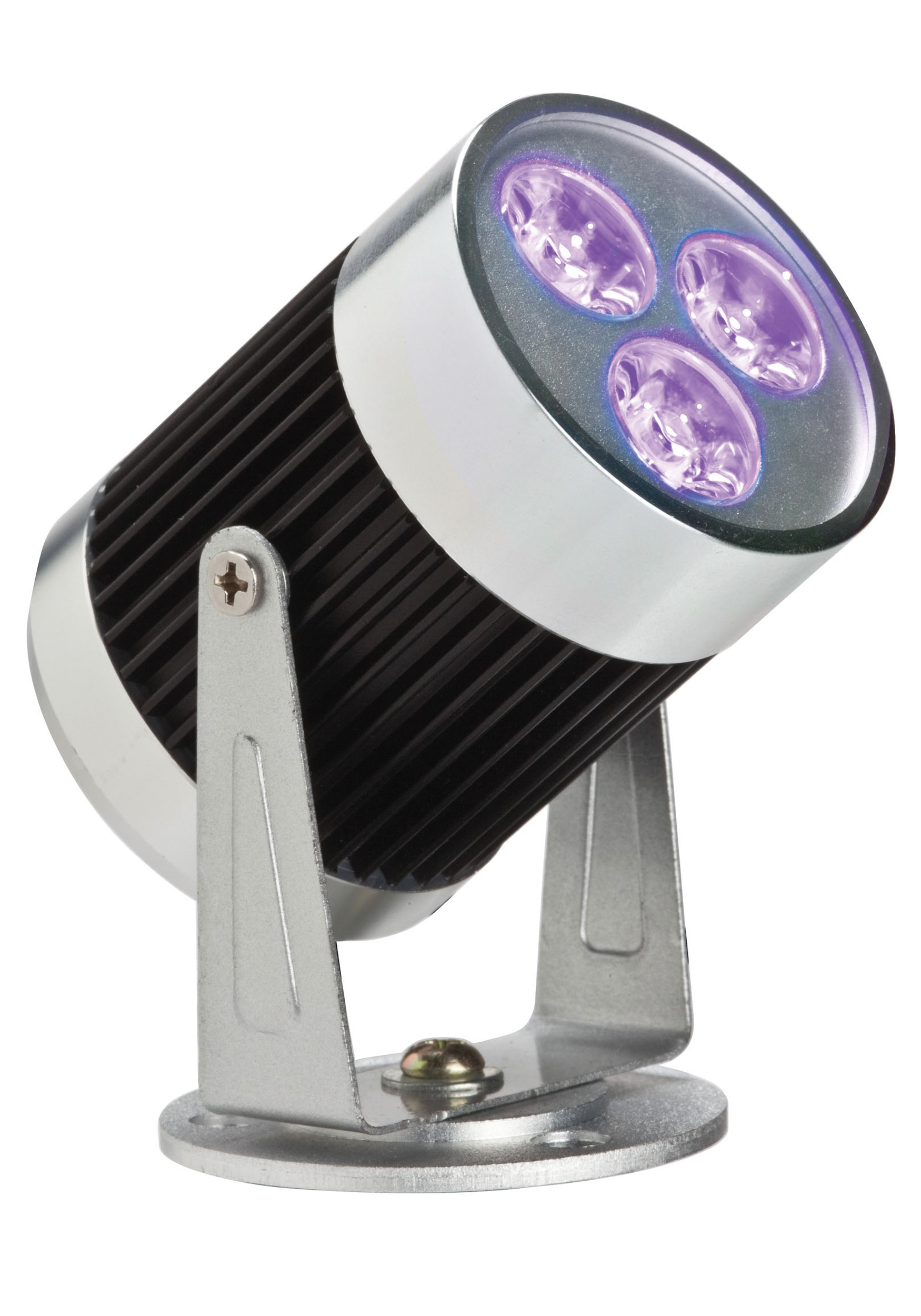 LED Black Outdoor Spot Light