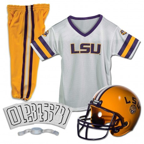 LSU Tigers Youth Uniform Set