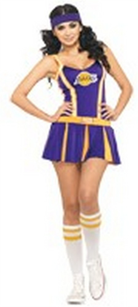 Lakers Cheerleader Costume