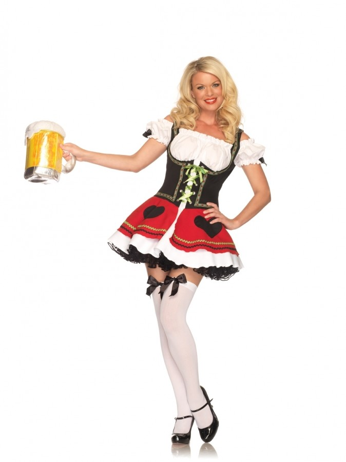 Leg Avenue Bavarian Beauty Costume
