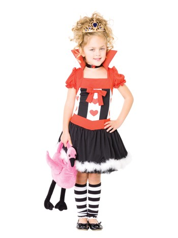 Leg Avenue Child Queen Costume