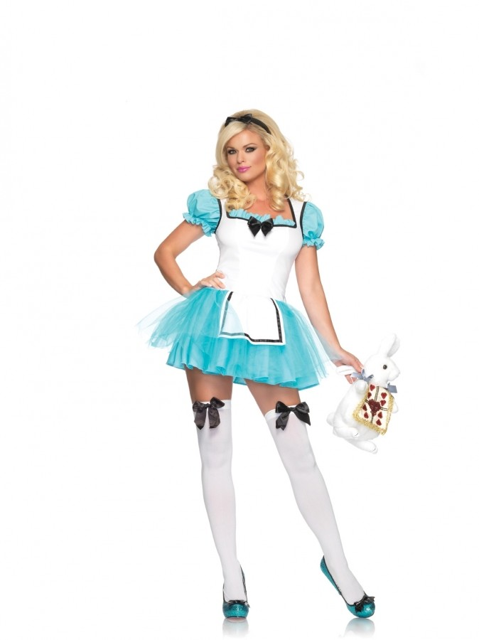 Leg Avenue Enchanted Alice Costume