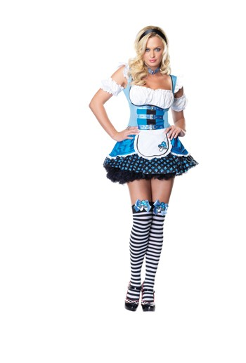 Leg Avenue Sexy Alice Costume