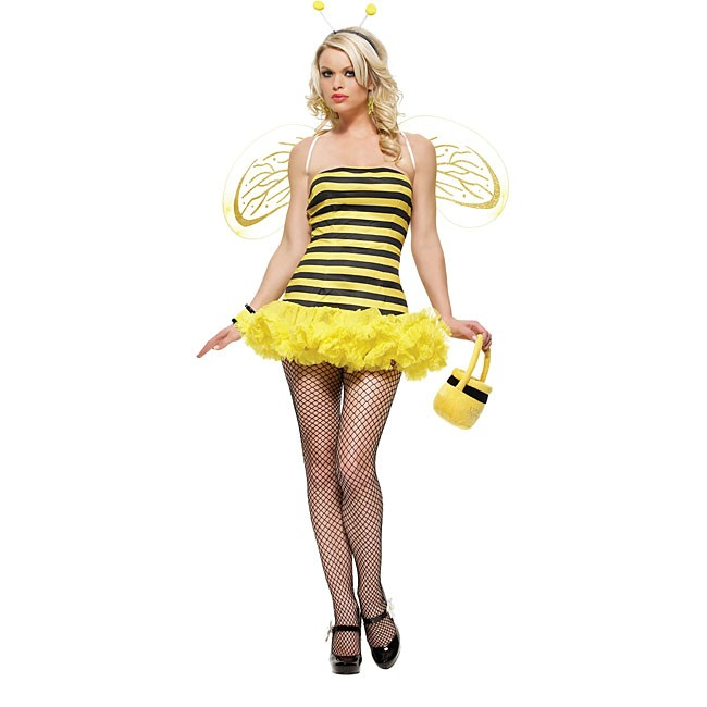 Leg Avenue Sexy Bee Costume