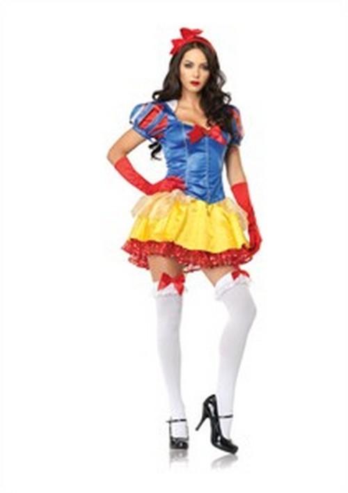 Leg Avenue Sexy Snow White Costume
