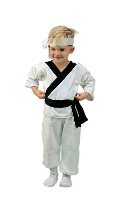 Little Karate Toddler Costume