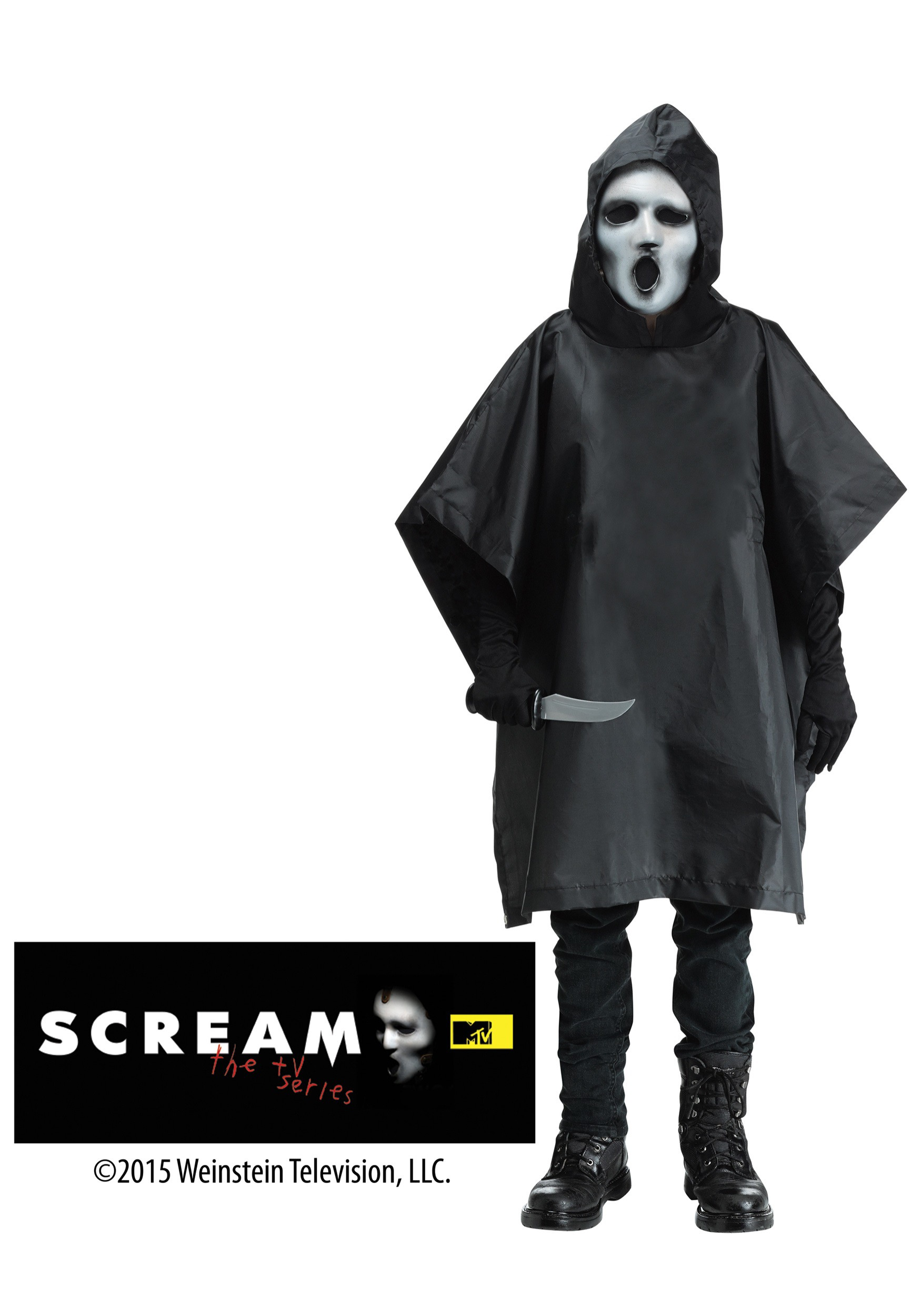 MTV Scream Child Costume