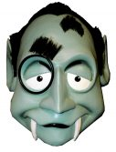 Mad Monster Party Adult Count Mask