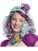 Madeline Hatter Wig with Headpiece
