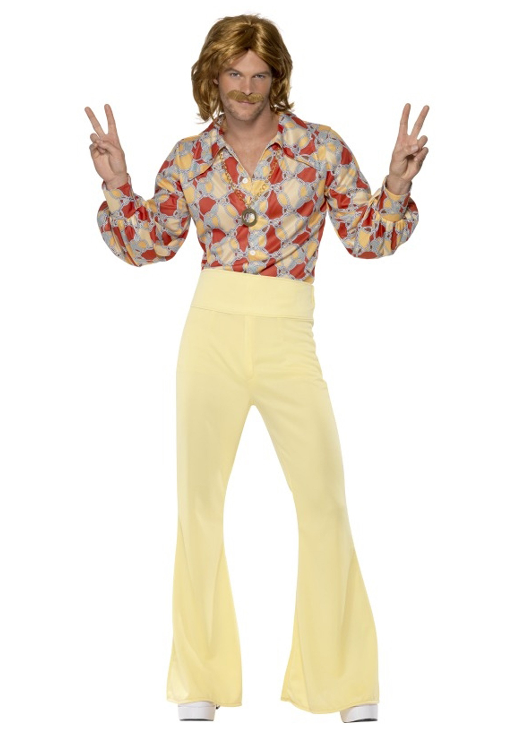 Men's 1960s Groovy Guy Costume