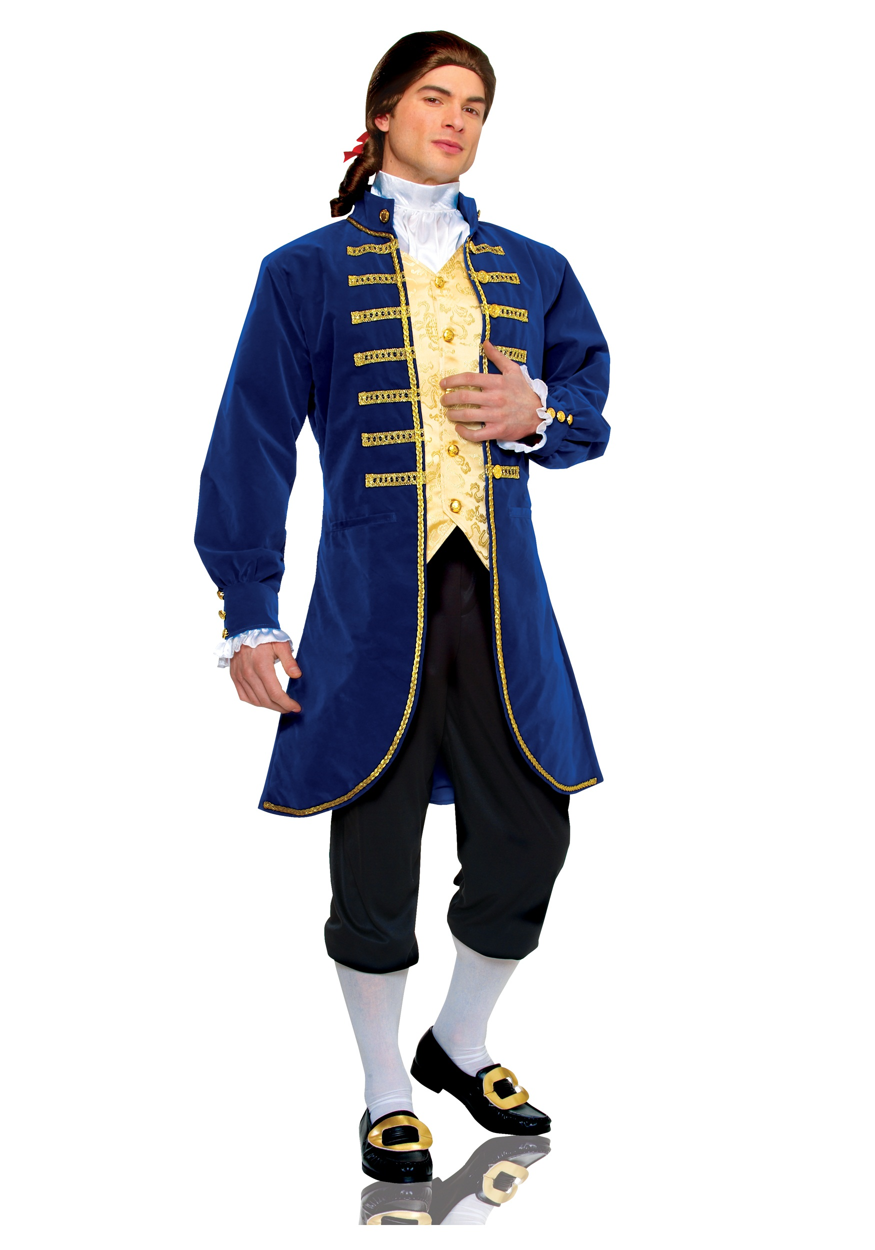 Men's Aristocrat Costume