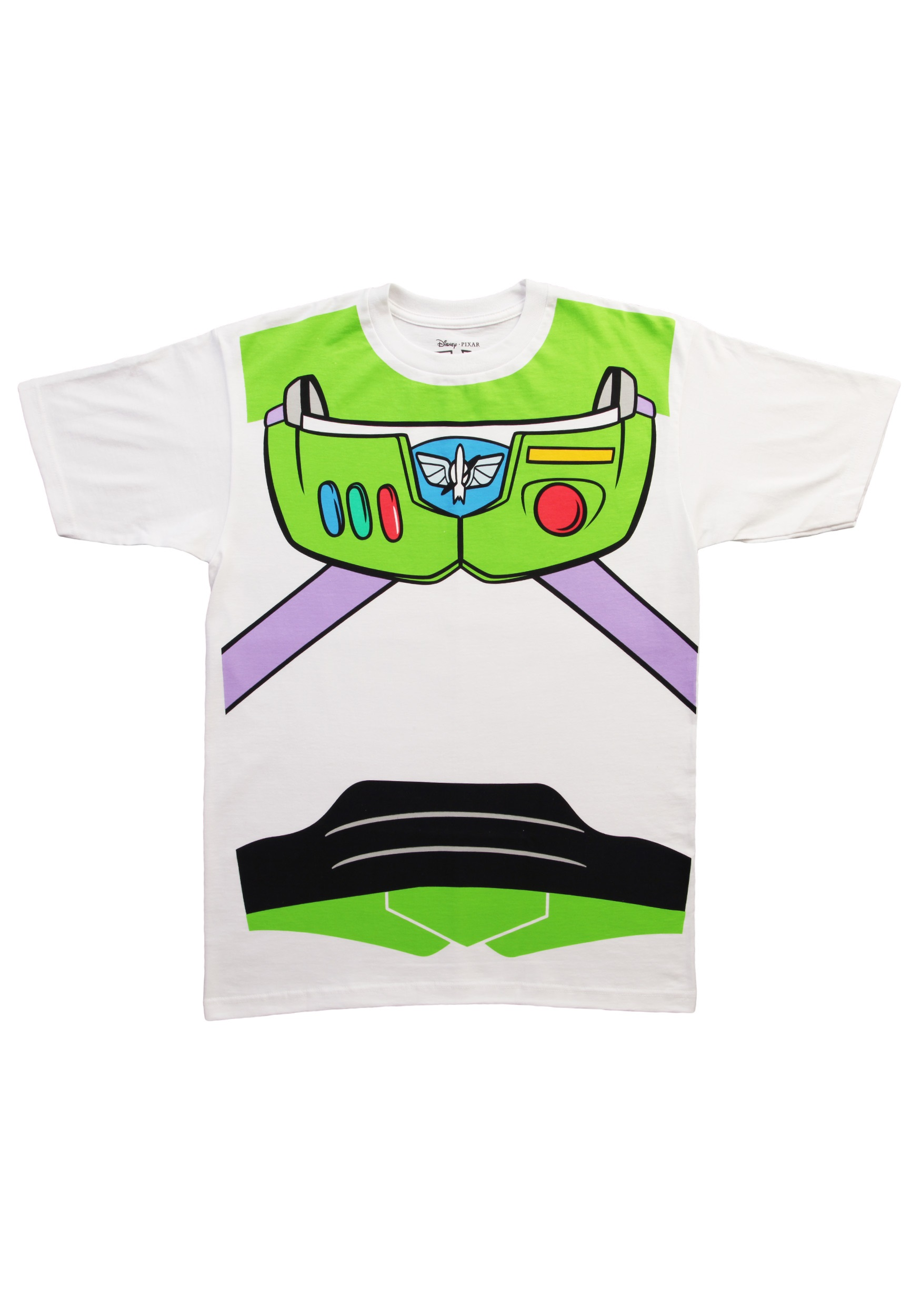 Men's Buzz Lightyear Costume T-Shirt