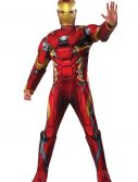 Men's Deluxe Civil War Iron Man Costume