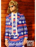 Men's OppoSuits Christmas Sweater Suit