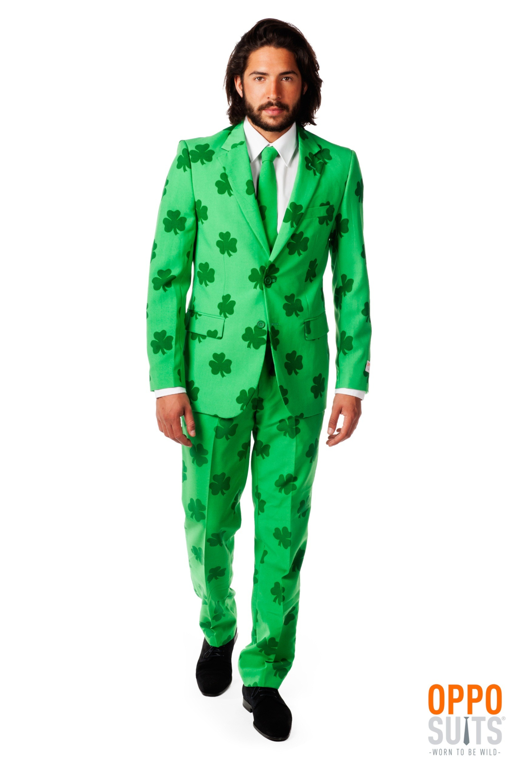 Men's OppoSuits Green St. Patrick's Day Suit