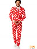 Mens OppoSuits Mr. Lover Heart Suit