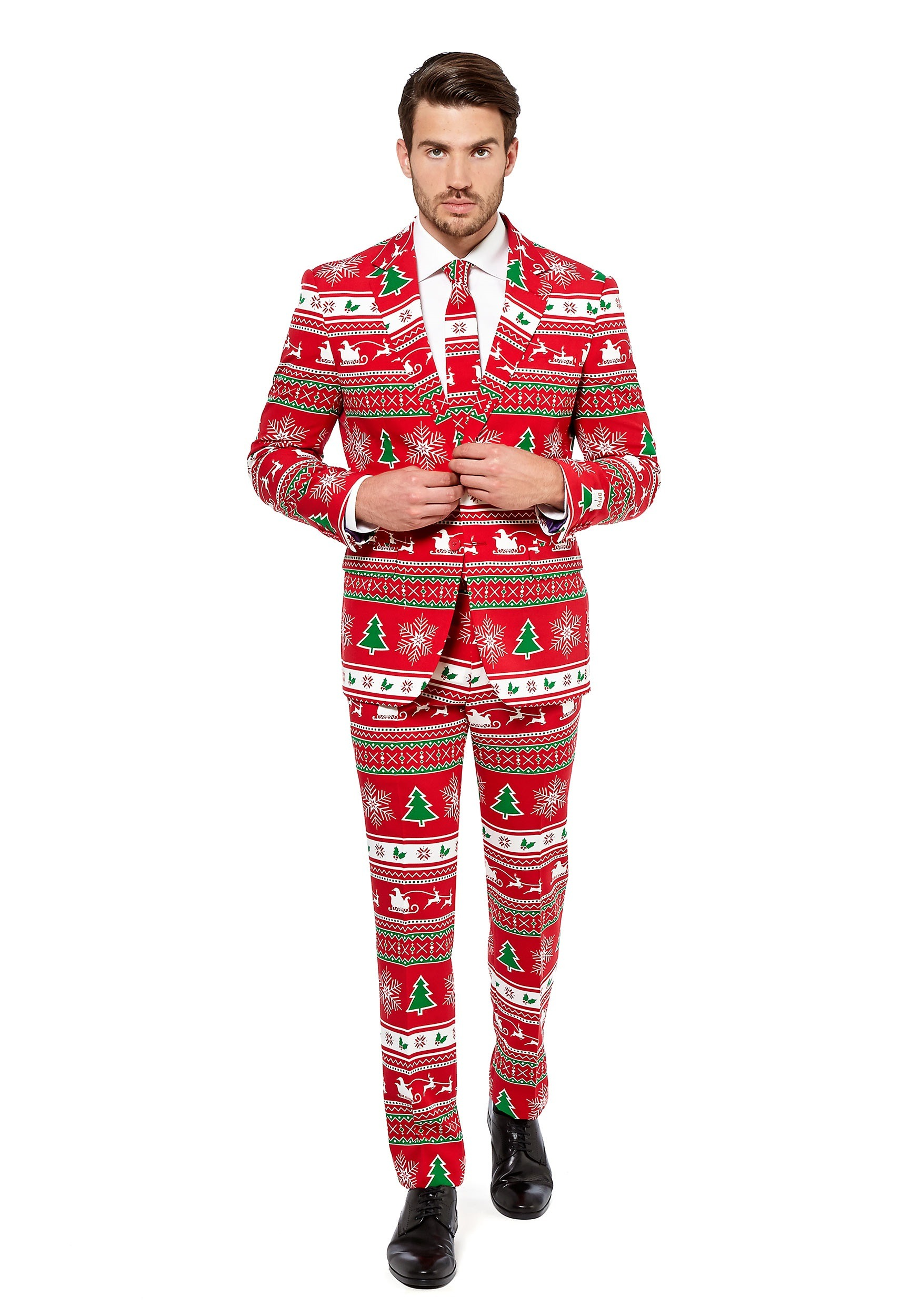 Men's OppoSuits Winter Wonderland Suit
