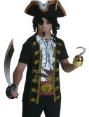 Mens Pirate Costume T-Shirt