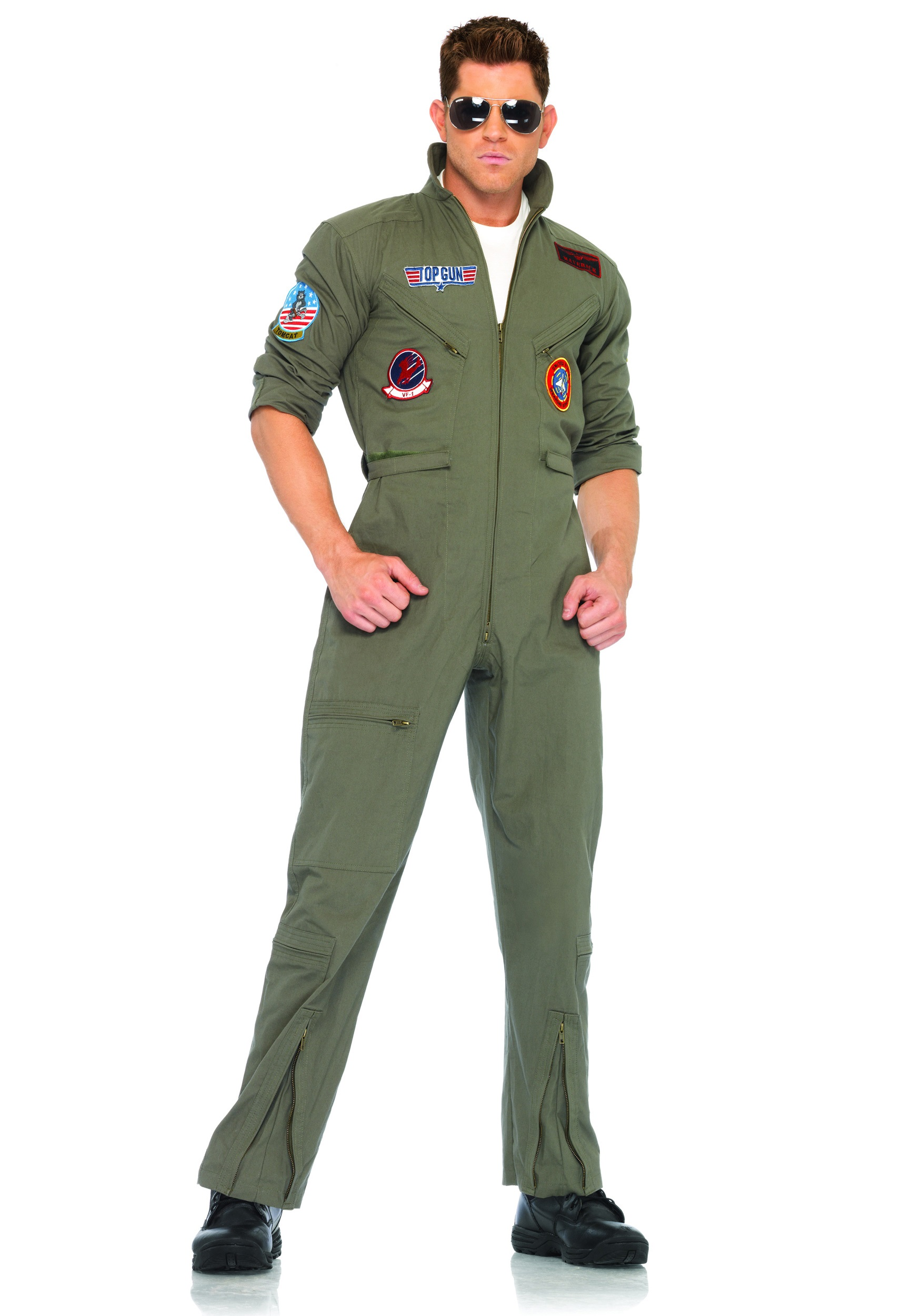 Men's Top Gun Flight Suit
