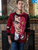 Men's Two-Face Pullover Sweater