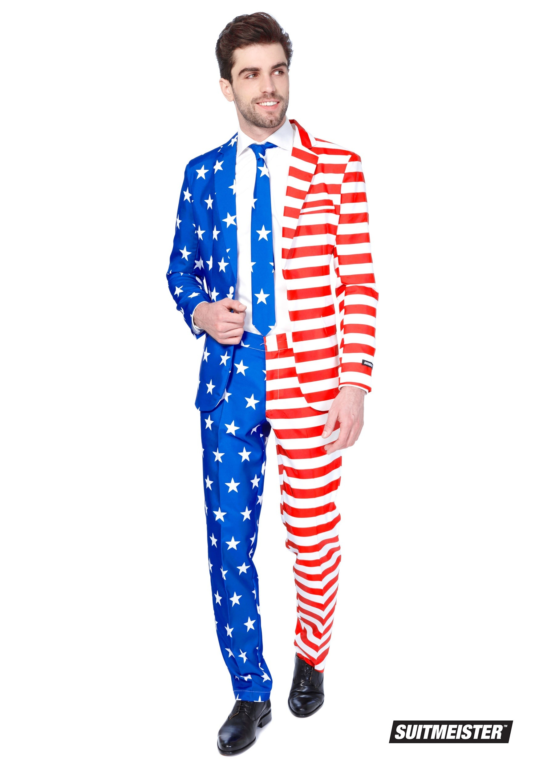 Men's USA Suitmeister Suit