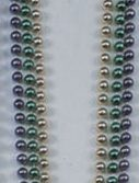 Metallic Party Beads Kit
