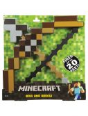 Minecraft Bow and Arrow