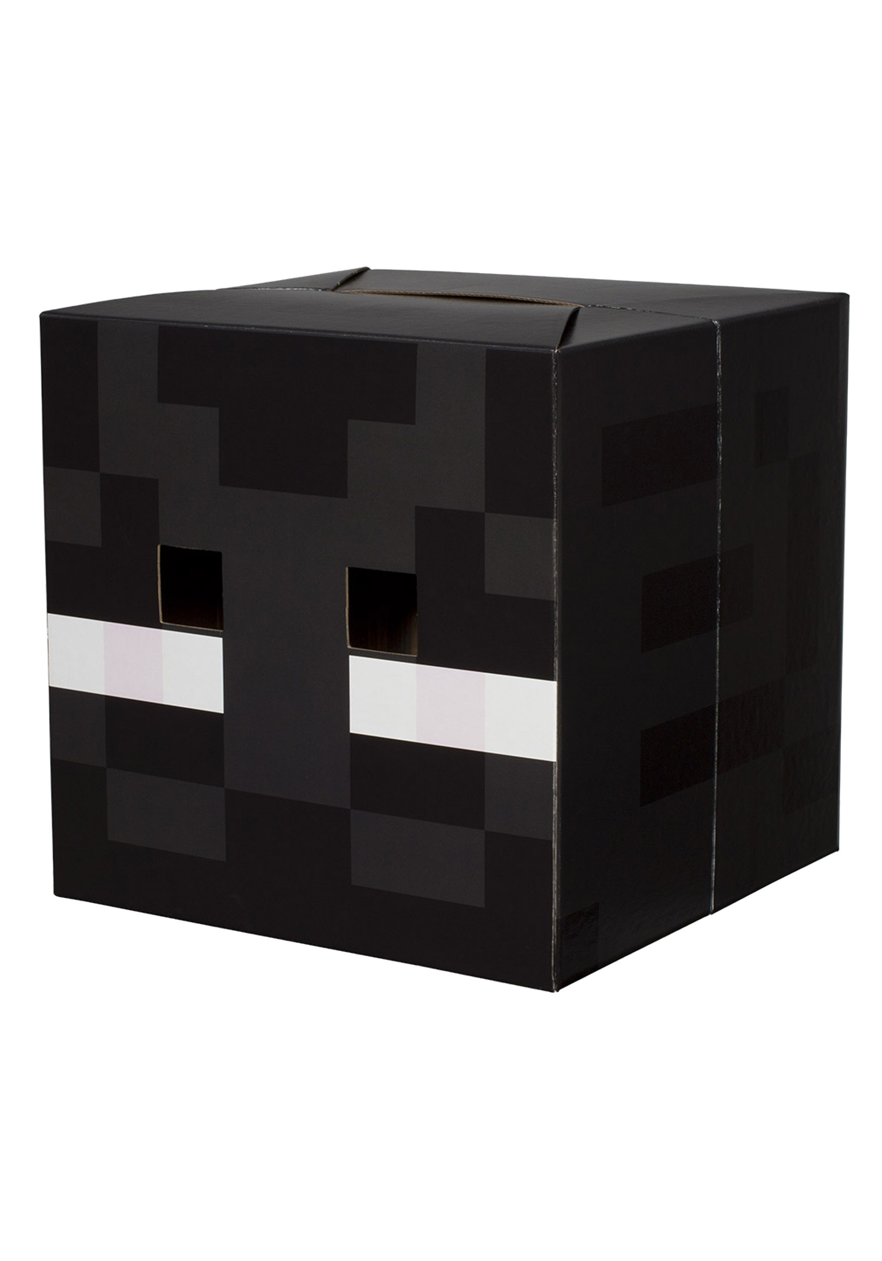 Minecraft Enderman Head