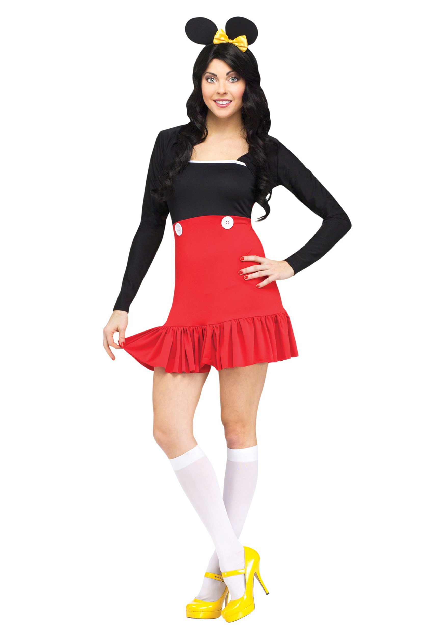 Miss Mikki Adult Costume