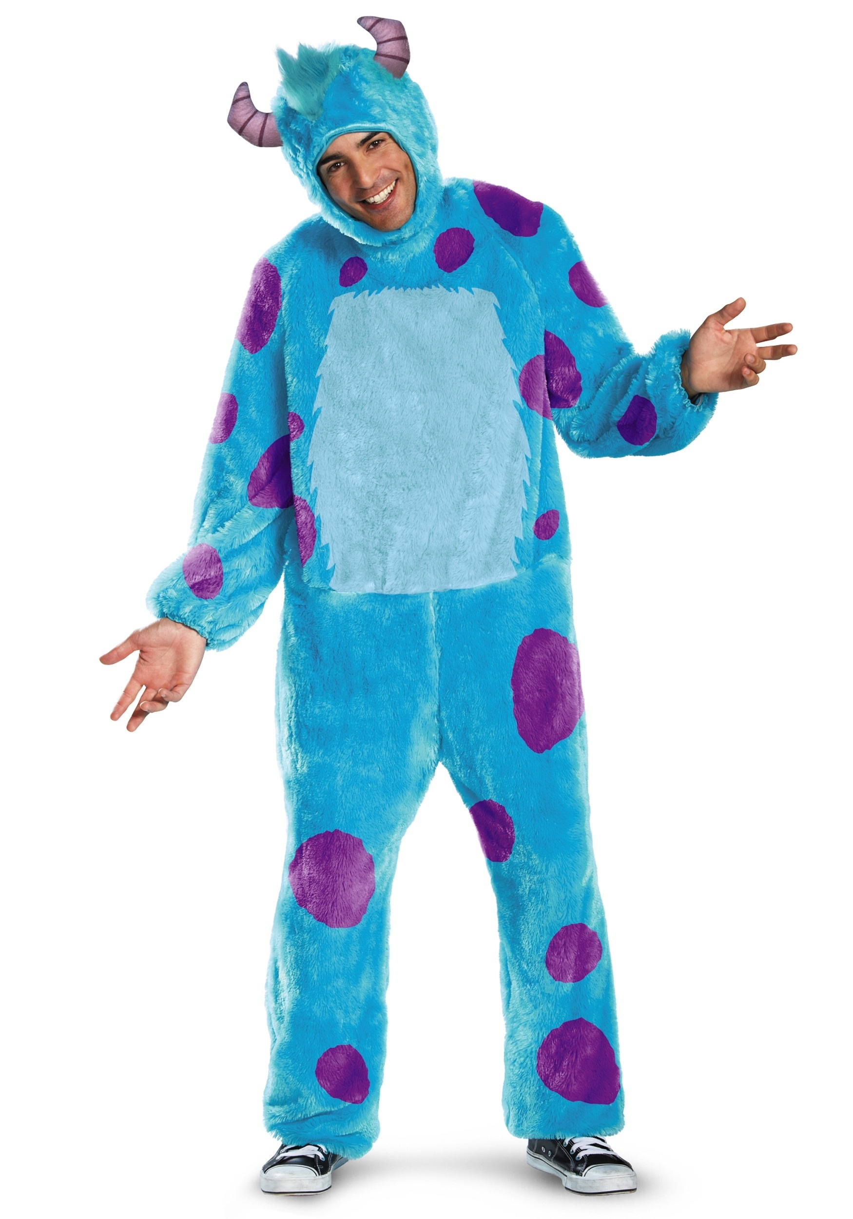 Monsters Inc Sulley Adult Costume