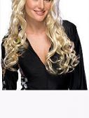 Movie Starlet Blonde Wig