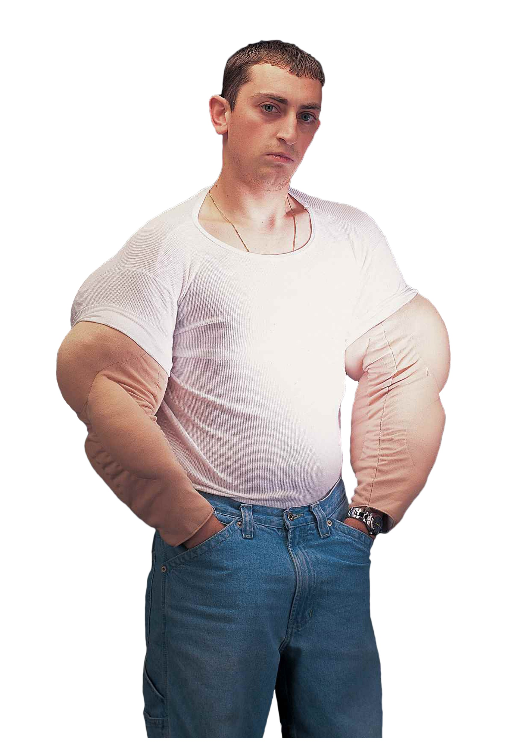 Muscle Man Arms