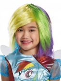 My Little Pony Kids Rainbow Dash Wig